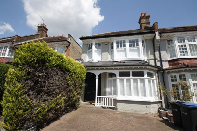 Thumbnail Semi-detached house to rent in Woodberry Avenue, Winchmore Hill
