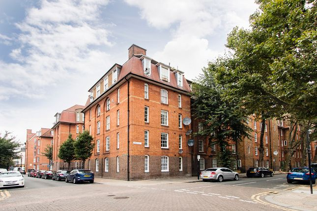 Thumbnail Flat for sale in Camlet Street, Shoreditch