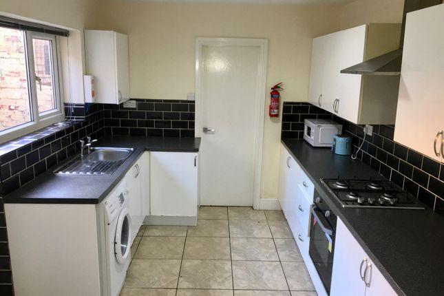 Thumbnail Terraced house to rent in Cardigan Terrace, Heaton