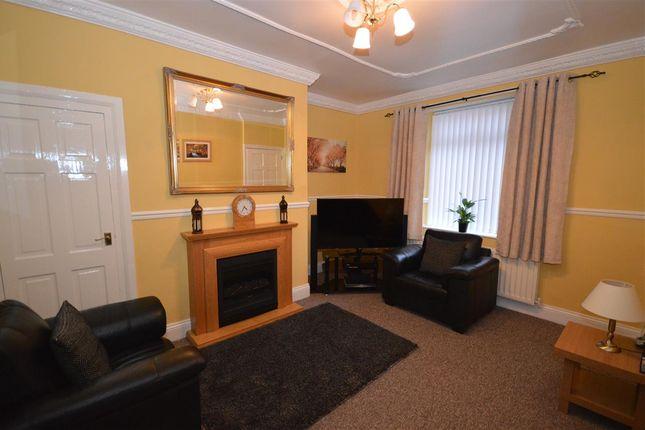 Lounge of John Street, South Moor, Stanley DH9