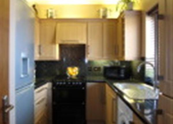 Kitchen of St. Peters Close, Swanscombe DA10