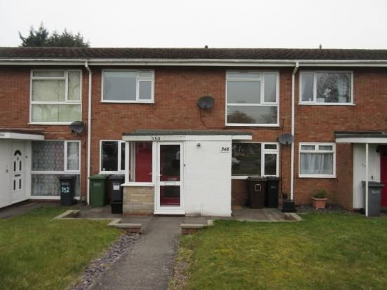 Thumbnail Maisonette for sale in Rowood Drive, Solihull, West Midlands