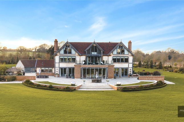 Rear View of Aspen House, Chigwell, Essex IG7
