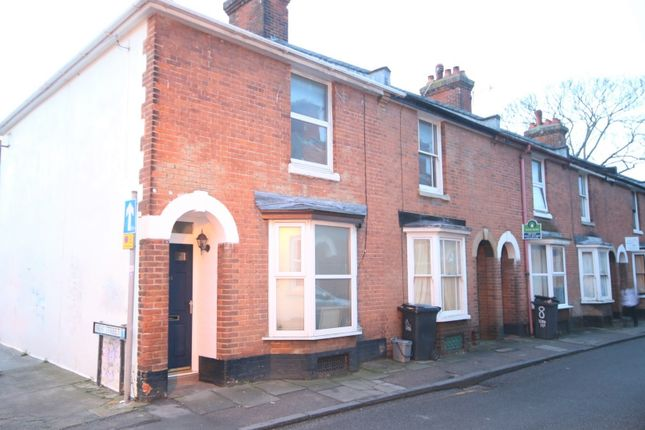 Thumbnail End terrace house to rent in York Road, Canterbury