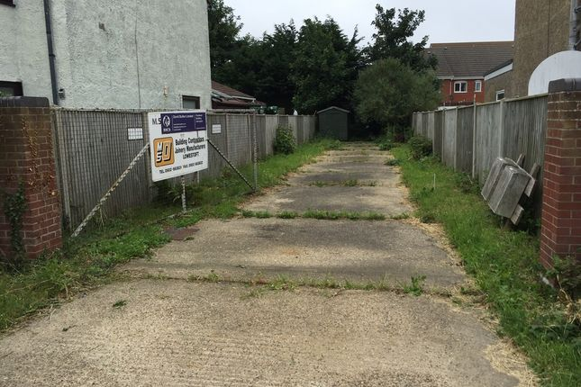 Thumbnail Land for sale in Kimberley Road, Lowestoft