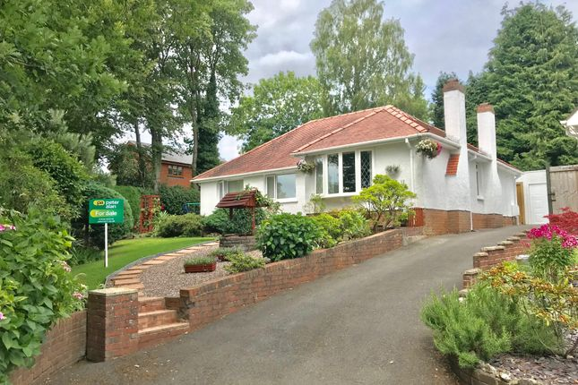 Thumbnail Detached bungalow for sale in Llys Nedd, Bryncoch, Neath