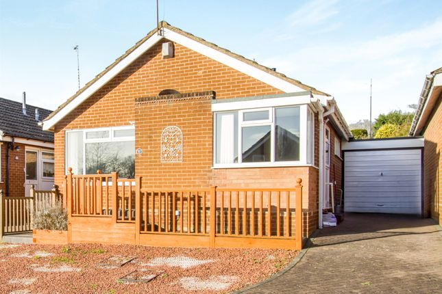 Thumbnail Detached bungalow for sale in Glovers Close, Meriden, Coventry