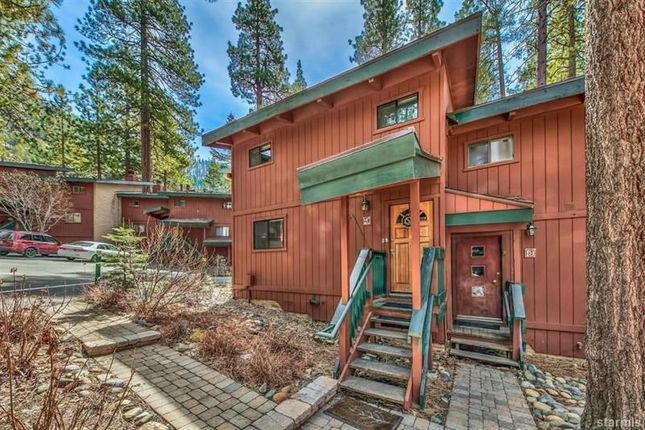 Thumbnail Town house for sale in South Lake Tahoe, California, United States Of America
