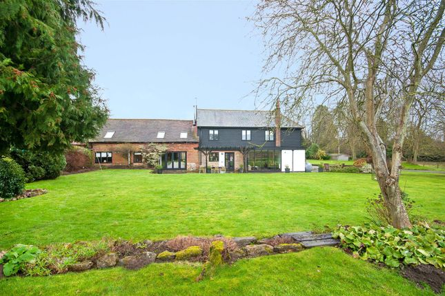 Thumbnail Detached house for sale in Fartherwell Road, West Malling