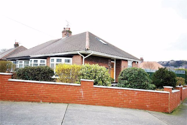 Thumbnail Semi-detached bungalow for sale in Crosslea Avenue, Tunstall, Sunderland