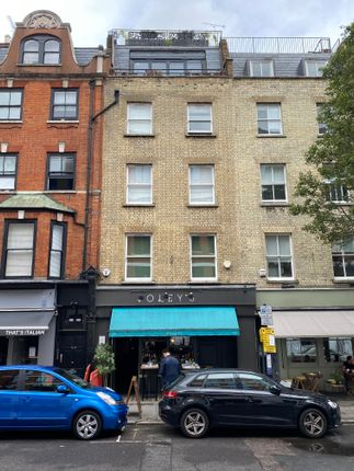 Thumbnail Retail premises for sale in Foley Street, London