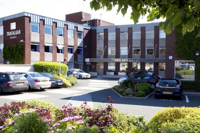 Office to let in Trafalgar House 110 Manchester Road, Altrincham, Cheshire
