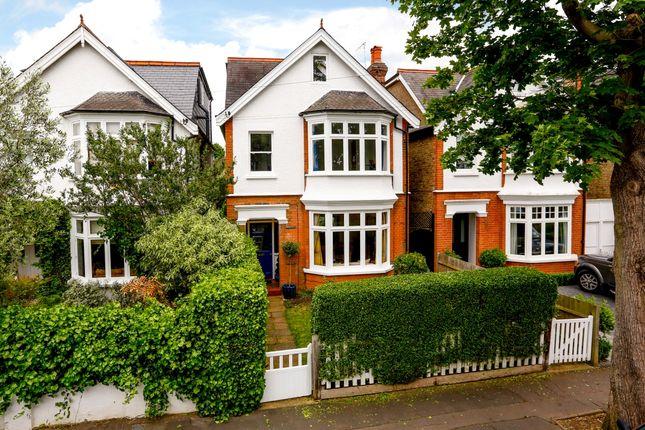 Thumbnail Detached house to rent in Bolton Gardens, Teddington