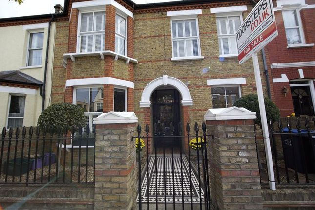 Thumbnail Terraced house for sale in Effra Road, London
