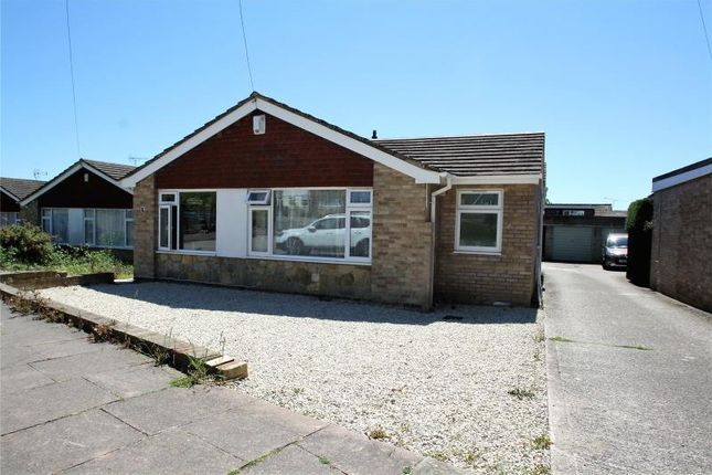 Thumbnail Detached bungalow for sale in Cradock Place, Worthing, West Sussex