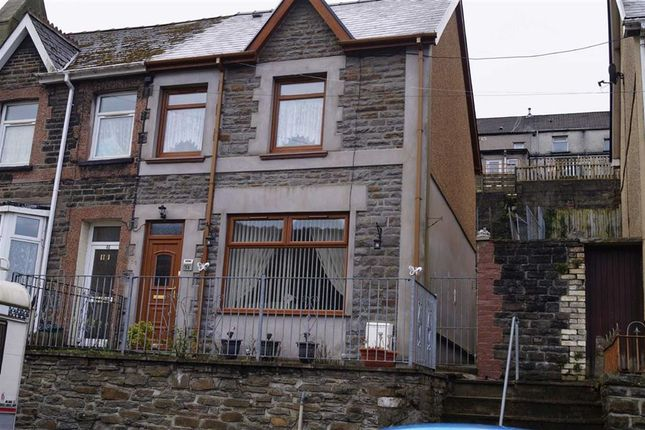 Thumbnail Semi-detached house for sale in Osborne Terrace, Penybryn Road, Penrhiwceiber, Mountain Ash