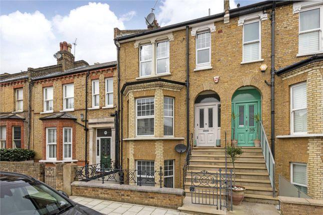 Thumbnail Terraced house for sale in Sarsfeld Road, London