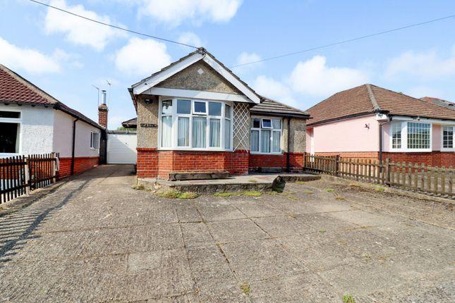 Thumbnail Detached bungalow for sale in Mortimers Lane, Fair Oak, Eastleigh