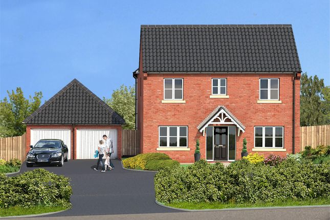 Thumbnail Detached house for sale in Kings Elm, Norton, Gloucester