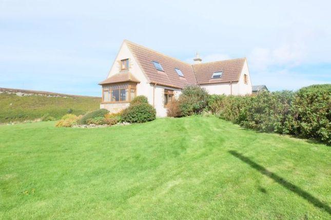 Thumbnail Detached bungalow for sale in Braeside, Dunnet, Fabulous Coastal Property