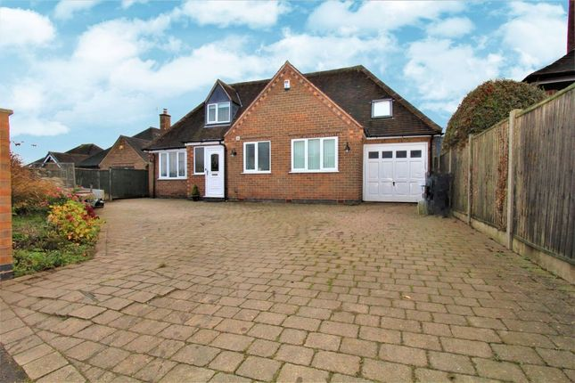 Thumbnail Bungalow for sale in Coronation Road, Nuthall, Nottingham