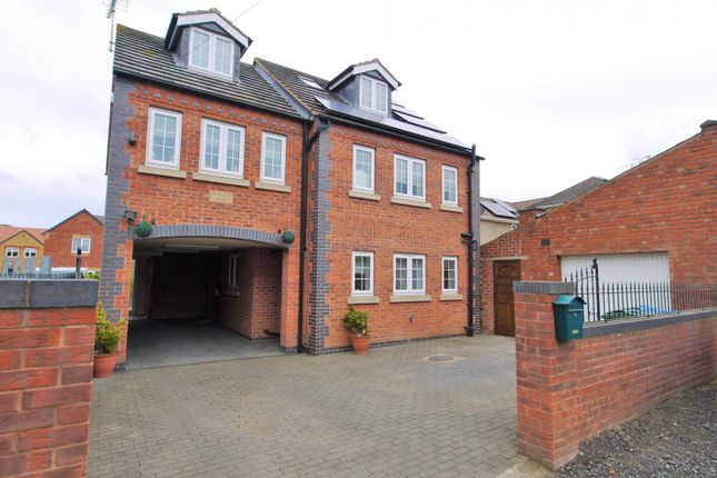 Thumbnail Detached house for sale in Doncaster Road, Langold, Worksop