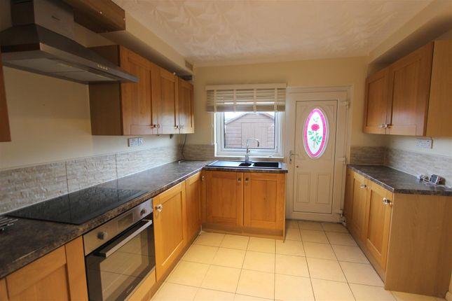 Kitchen of Whinlatter Place, Newton Aycliffe DL5