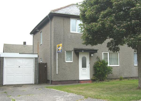 Thumbnail Semi-detached house to rent in Village Road, Mayfield Grange, Cramlington