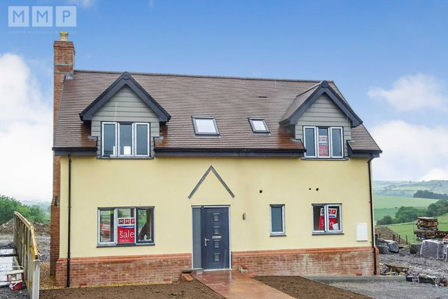 Thumbnail Detached house for sale in Downton View, Leintwardine, Adforton, Craven Arms