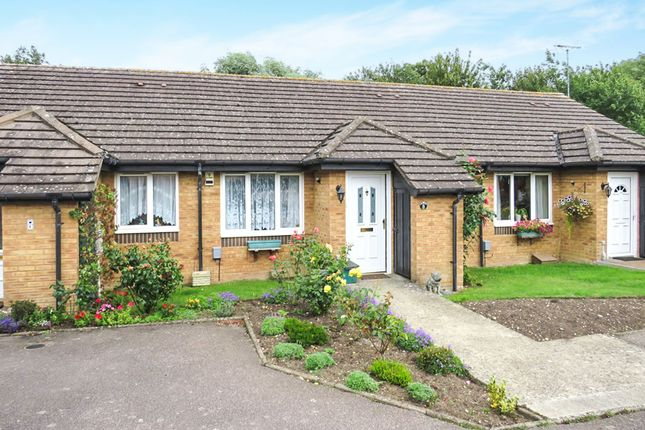 Thumbnail Terraced bungalow for sale in Mill Close, Buntingford