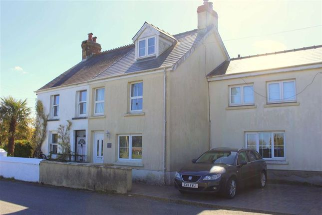Thumbnail Terraced house for sale in Summerhill, Amroth, Narberth