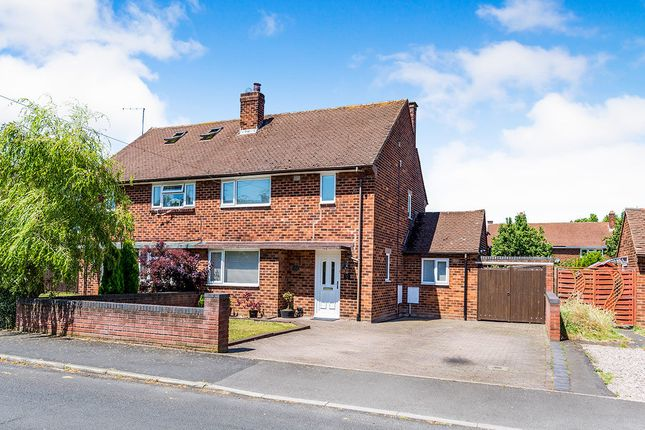 Thumbnail Semi-detached house for sale in Primmer Road, Donnington, Telford