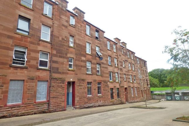 Thumbnail Block of flats for sale in Clune Park Street, Port Glasgow