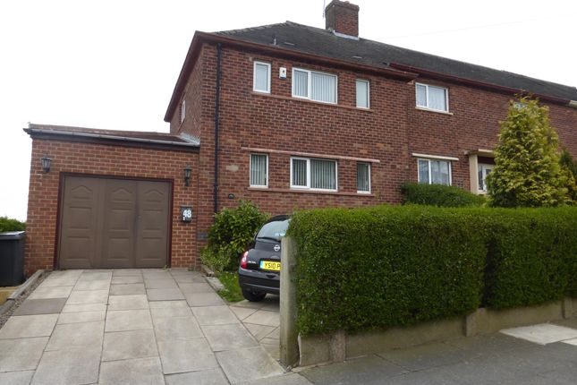 Thumbnail Semi-detached house to rent in Jaunty Crescent, Sheffield