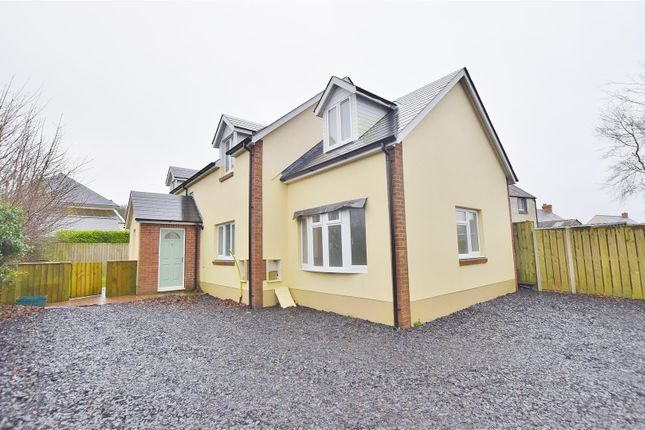 4 bed detached house for sale in Upper Terrace, Letterston, Haverfordwest SA62