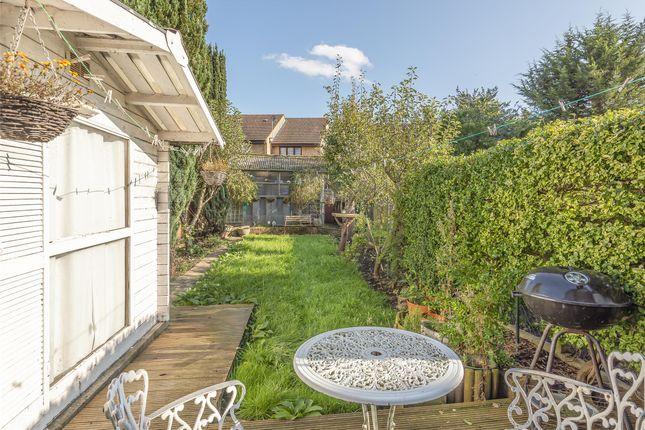Garden of Morden Gardens, Mitcham, Surrey CR4