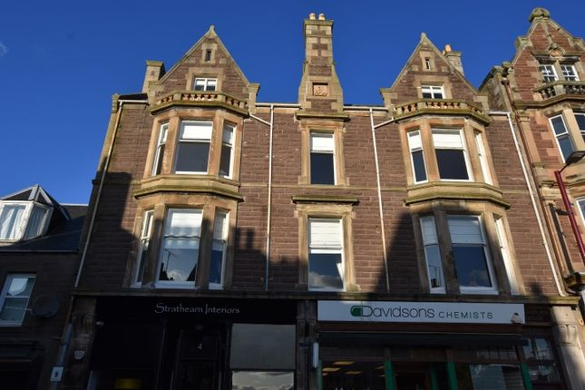 Thumbnail Flat for sale in Glenburn House, James Square, Crieff