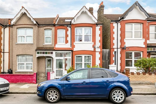 Thumbnail End terrace house to rent in Fallsbrook Road, London