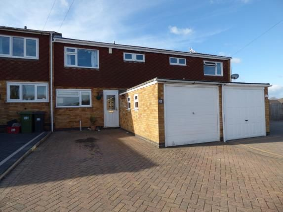 Thumbnail Terraced house for sale in Holt Avenue, Bishops Tachbrook, Leamington Spa, Warwickshire