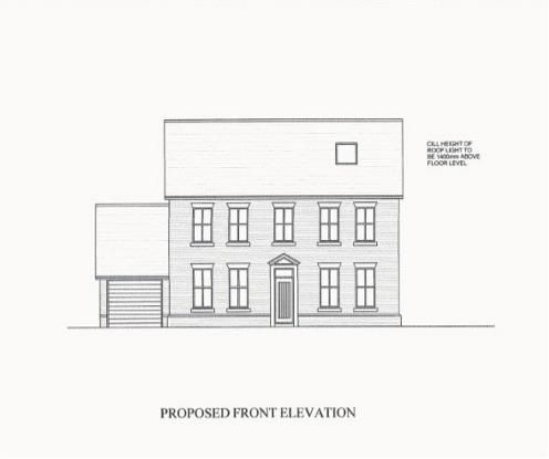 Thumbnail Land for sale in Jubilee Road, Formby, Liverpool