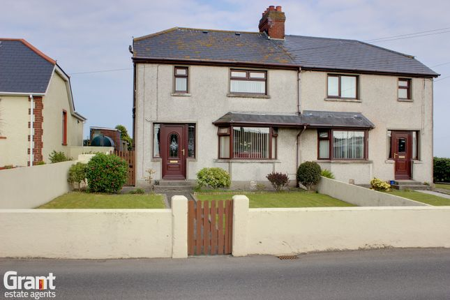 Thumbnail Semi-detached house for sale in Springfield Road, Portavogie