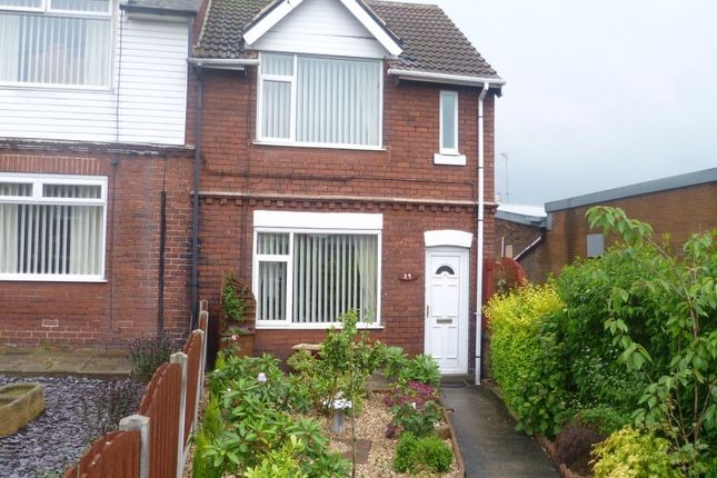 Thumbnail End terrace house for sale in Green Arbour Road, Thurcroft, Rotherham, South Yorkshire