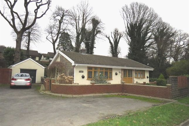 Thumbnail Detached bungalow for sale in Ashgrove, Glyncoch, Pontypridd