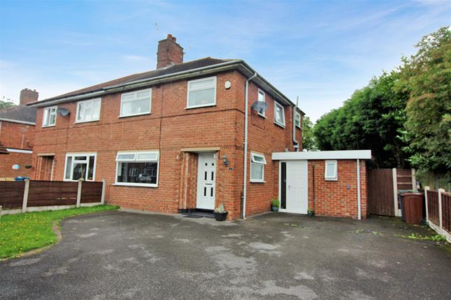 Thumbnail Semi-detached house for sale in Adamthwaite Close, Blythe Bridge, Stoke-On-Trent