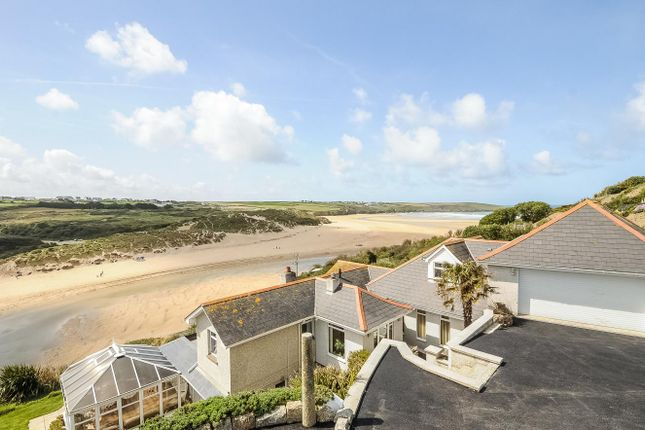 Thumbnail Property for sale in Riverside Crescent, Pentire, Newquay, Cornwall