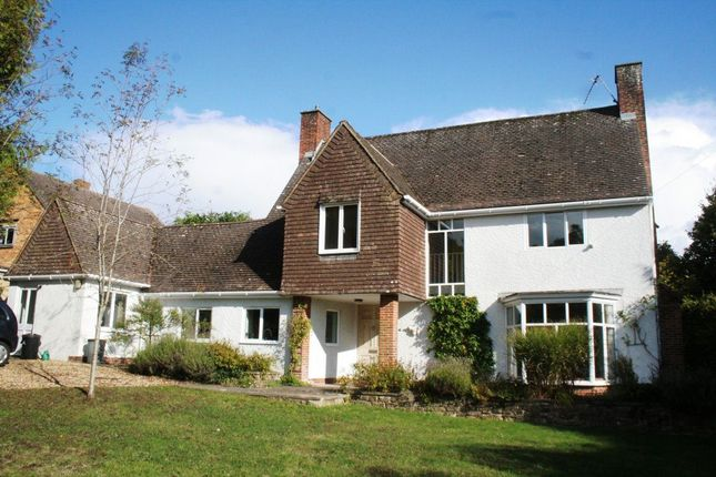 Thumbnail Detached house to rent in Harnwood Road, West Harnham, Salisbury
