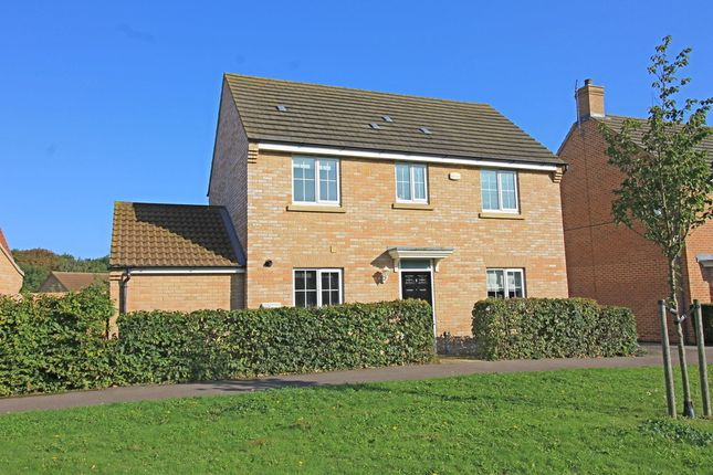 Thumbnail Detached house for sale in Comben Drive, Godmanchester
