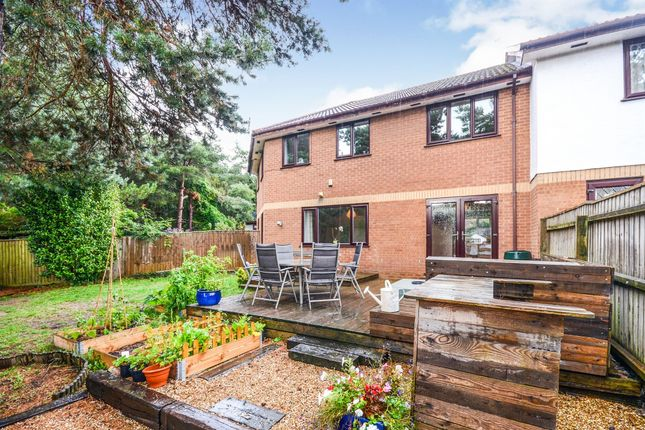 Thumbnail Terraced house for sale in Cherry Close, Sandford, Wareham