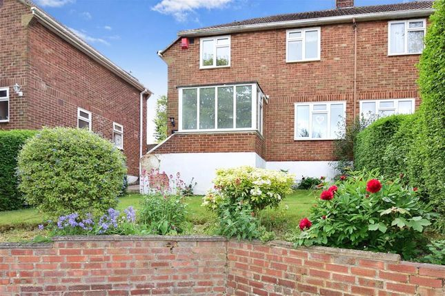 3 bed semi-detached house for sale in Vale Drive, Chatham, Kent