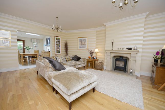 Thumbnail Link-detached house for sale in Malthouse Lane, Ashover, Chesterfield